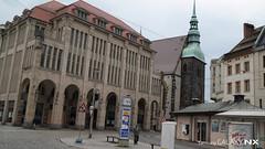 20170415_171753 (uweschami) Tags: görlitz stadt zentrum nicolaiturm nicolai kirche zwinger altstadt schamberger galaxy neisse grenze