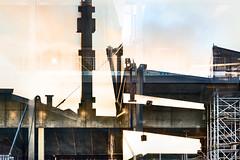 Ode 4 (pni) Tags: constructionsite concrete multiexposure multipleexposure tripleexposure wall scaffolding fence helsinginkeskustakirjasto oodi centrumbiblioteket helsinkicentrallibrary library helsinki helsingfors finland suomi pekkanikrus skrubu pni