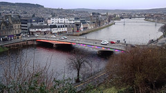 436 River Ness Brücke,  Inverness (roving_spirits) Tags: schottland scotland écosse escocia highlands schottischeshochland scottishhighlands