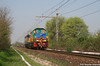 Insolita coppia (Massimo Minervini) Tags: d1462011 d146 e655 e655originale e655212 pontirolo demolendi cremona lineamantovacremona mercitalia cargo trenitalia canon400d
