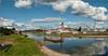 Deventer aan de IJssel (Hans van Bockel) Tags: nikon d200 1024mm worp deventer plantsoen park uiterwaarden ijssel brug bruggen wandeling natuur landschap raw nef dng photoshop stad binnenstad rivier river ruimte project 2015 pano panorama explore