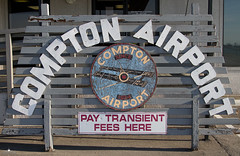 Compton/Woodley Airport - KCMP (PhantomPhan1974 Photography) Tags: airport compton cmp kcmp losangelescounty cityofcompton comptonwoodleyairport