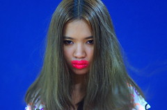 Pentax K-5 + FA77 (Vittaya Boon) Tags: portrait woman lady pentax extreme makeup lipstick limited 77 fa k5 fa77