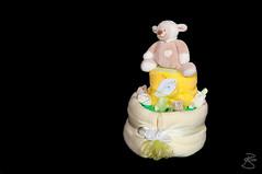 Nappy Cake (medXtreme) Tags: diapercake windeltorte nappycake elainegeiger littlepetalscreativegiftsforbabies wwwlittlepetalsch