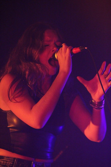 Tove Lo at the Echoplex - 1