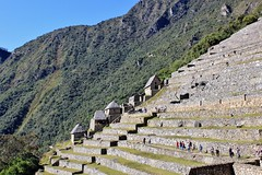 Machu Picchu: agricultural terraces (zug55) Tags: peru inca ruins terrace terraces per inka unescoworldheritagesite unesco worldheritagesite ruinas machupicchu sacredvalley terraza terraced vallesagrado terrazas patrimoniodelahumanidad agriculturalterraces agriculturalterrace santuariohistricodemachupicchu zonaagrcola sectoragrcola