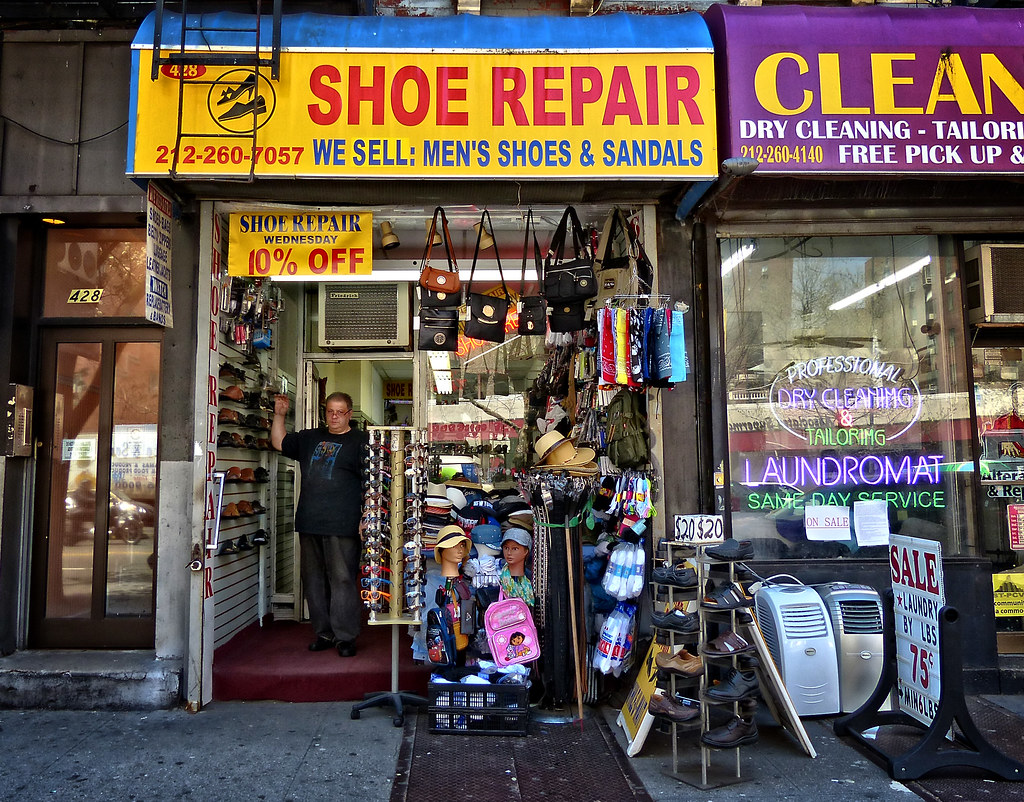 Brooklyn Shoe Space Reviews