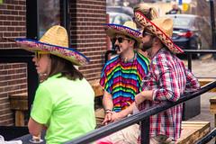 Party outside (rg69olds) Tags: canon nebraska hats omaha oldmarket mustaches 6d canondigitalcamera canonef24105mmf4lisusm canoneos6d tcfstrangers 04122014
