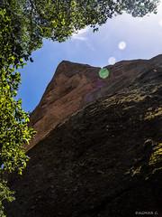 VERTIGO (-Dagmar-) Tags: landscape rocks backlighting pinnacles