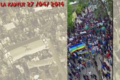MAK KABYLIE 27 / 04 / 2014 (AMAZIGH2963) Tags: les de la kabylie vive du chez pour et dit trop 1962 ya personne je comme depuis ça qui gens ils toujours peuple kabyle était parle amazigh soutenir critiquer panarabistes n'ya l'autodétermination