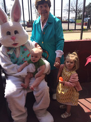 "Posing with the Easter Bunny • <a style=""font-size:0.8em;"" href=""http://www.flickr.com/photos/109120354@N07/14015664943/"" target=""_blank"">View on Flickr</a>"