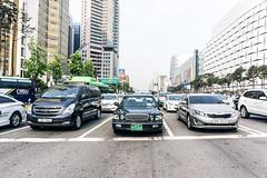 Traffic in Jamsil (tkazec) Tags: asia sony seoul southkorea  jamsil   a6000