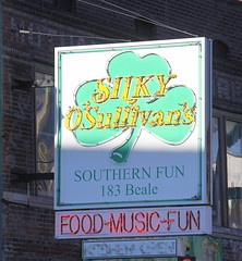 Silky O'Sullivan's neon sign - Beale St. (SeeMidTN.com (aka Brent)) Tags: sign neon tn memphis tennessee bealestreet bealest silkyosullivans bmok bmok2