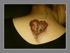 Broken Heart Tattoo Ideas On Upper Back 163 (tattoos_addict) Tags: broken tattoo back heart upper ideas 163 skulltattoos hearttattoos keytattoos