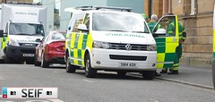 Volkswagen Transporter Glasgow 2014 (seifracing) Tags: rescue scotland traffic glasgow transport scottish police vehicles research emergency spotting services recovery strathclyde scania ecosse 2014 seifracing