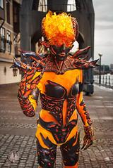 Skyrim @ MCM Comic Con May 2014 (saroston) Tags: london photography comic all cosplay may rage we page say con mcm 2014 so skyrim atronarch