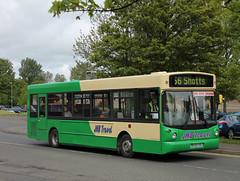 JMB Travel - R939 FOO (MSE062) Tags: travel bus london scotland fife glasgow single foo alexander dennis dart stagecoach decker jmb alx200 34039 r939foo r939