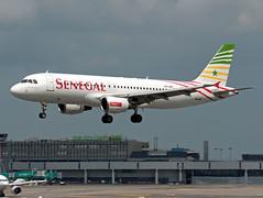 6V-AIH A320-214 (Irish251) Tags: ireland dublin airport air airbus senegal msn airlines dub a320 799 eidw a320214 6vaih sgg1000