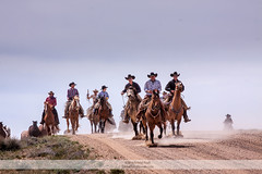 Wranglers On the Hill (Kristal Kraft ~ DenverDwellings) Tags: horses horse usa west cowboys drive colorado great wranglers riding american northamerica westernculture horsedrive