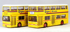 DMS Citybus Hong Kong by EFE+ (adrianz toyz) Tags: efe exclusivefirsteditions hong kong toy model 176 daimler dms adrianztoyz diecast scale bus citybus 19906 25709