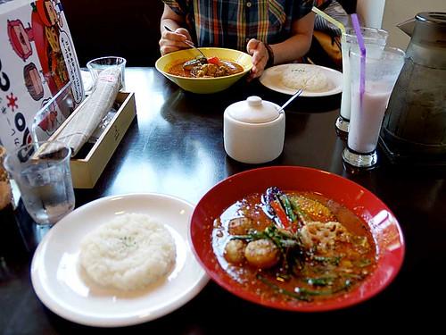 2014年6月3日の昼ご飯