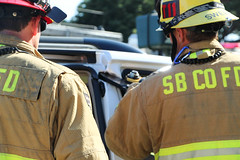 San Marcos TC (zwarburg) Tags: vehicleaccident santabarbaracountyfiredepartment sbcfd