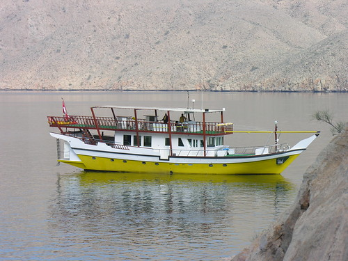 Yellow Dhow