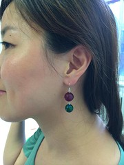 Beginner Earrings Class 5/13/14