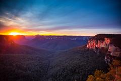 govettsdawn-1 (The Photo Smithy) Tags: sunrise dawn bluemountains govettsleap