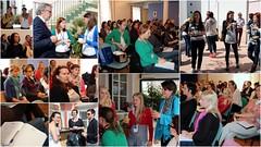 """Utrinki s konference: med predavanji smo pozorno poslušali, med odmori pa med seboj delili nove ideje • <a style=""""font-size:0.8em;"""" href=""""http://www.flickr.com/photos/102235479@N03/14219619382/"""" target=""""_blank"""">View on Flickr</a>"""