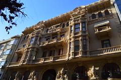Exterior pasaje de Lodares (antcaesar) Tags: city espaa spain ciudad albacete