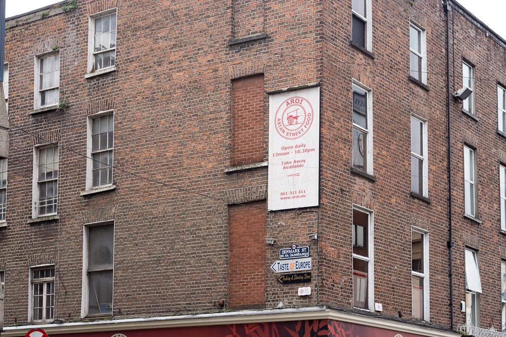 Welcome To Limerick - Aroi Asian Street Food