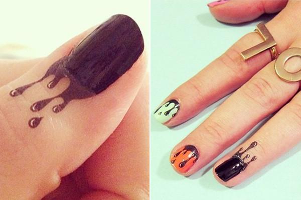 tendencia en uñas cuticula