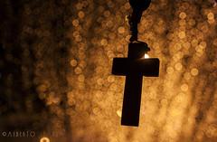 Cruz (Hugo Alberto Ibarra) Tags: beauty peace bokeh religion paz cruz desenfoque rosario rood ltytr2 ltytr1 ltytr3 cruicifijo