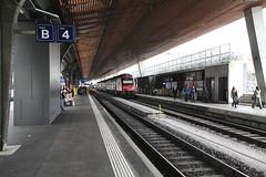 (LouisQiu) Tags: street travel architecture train switzerland europe day swiss zurich railway            eurpo   bahnhofstasse