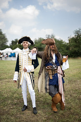 James Norrington and Jack Sparrow - Pirate of the Carabbean (Lexandeer) Tags: