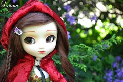 Scarlet (~Louna~) Tags: wig pullip obitsu kirshe trisquette
