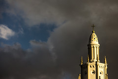 Untitled (Eunice Eunjin Oh) Tags: religious cross steeple divine spire sacred spiritual newproject