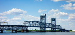 Gil Hodges Memorial Bridge (johnnyevil) Tags: park new york city nyc brooklyn bay wildlife jacob bridges queens jamaica gateway preserve riis