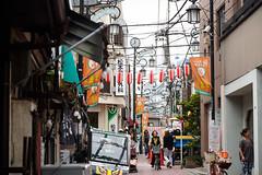 Koenji (michaelvito) Tags: japan tokyo thirdplace streetphotography   urbanism urbanplanning koenji asiasociety  shoutengai  shotengai placemaking transitorienteddevelopment walkability shtengai likeafishinwatercom  thirdplacemediacom thirdplacemedia