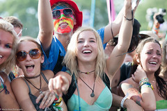 Crowd @ Electric Forest Festival (maclynbeanphotography) Tags: festivals electronicmusic edm 2014 nikond700 electricforest