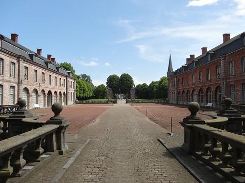 Tour Normandie 292 Chateau de Beloeil