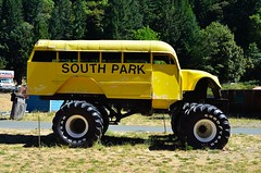 Goin down to South Park. (justin G 11:11) Tags: monster truck big highway southpark 101 cal rig nor epic