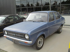 1977/78 Ford Escort 1.1L