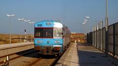 Regional Lagos-Faro (II) (Fernando_Merino) Tags: portugal de faro lagos estacion cp regional comboios 0466 a