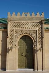 Mausoleum Gate (Keith Mac Uidhir  (Thanks for 3.5m views)) Tags: morocco maroc marocco marruecos marokko moroccan rabat marrocos fas marocko marokk     maghribi marako            mrk maruekos