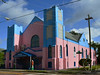 Paradise Missionary Baptist Church (Mike Woodfin) Tags: signs black history church contrast canon tampa photography photo nikon paradise fuji florida negro picture missionary photograph baptist africanamerican historical fl scrub hillsborough somethingblueinmylife mikewoodfin