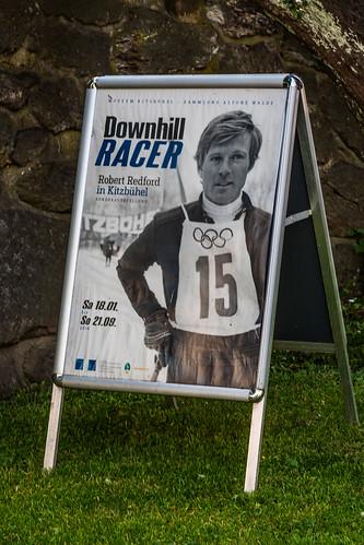 "Robert_Redford ""Downhill Racer"" Poster"