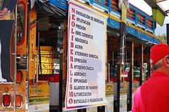 Neoliberalismo (Desde Colombia con las comunidades campesinas en r) Tags: demo colombia union manifestacion medellin sindicato sudamerica caravana sindicalismo paisa multinacionales derechoslaborales workerrightsantioquia