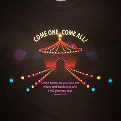 Come one, come all! #tshirts #SanAntonio #church